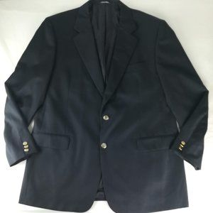 Missoni Wool Gold Silver Metal Button Blazer